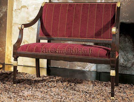 Faber baldai art 0129D Suoliukas