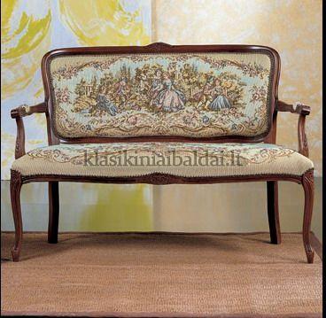 Faber baldai art 0243D Suoliukas