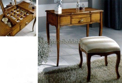Faber baldai art H633 Tualetinis staliukas