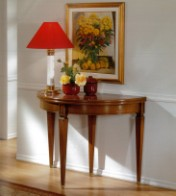 Faber baldai Konsolės art 293 Konsolė-stalas