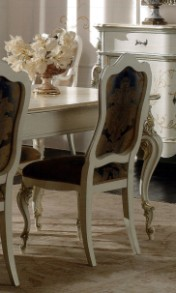 Faber baldai Luigi XXI art 0209L Kėdė