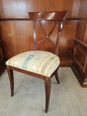 Faber klasika Baldų išpardavimas B157 Kėdė 48x44x90