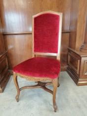 Faber klasika Baldų išpardavimas B158 Kėdė 55x55x114