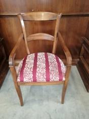Faber klasika Baldų išpardavimas B168 Kėdė 50x48x90