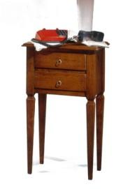 Faber klasika Kolekcijos | Baldų kolekcijos art 1114/A Telefono staliukas