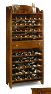 Faber klasika Kolekcijos | Baldų kolekcijos art 1215/A Vyno lentyna