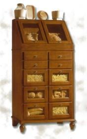 Faber klasika Kolekcijos | Baldų kolekcijos art 1957/A Spinta