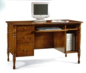 Faber klasika Kolekcijos | Baldų kolekcijos art 2130/A Rašomasis stalas