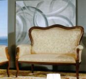 Faber klasika Kolekcijos | Baldų kolekcijos art 0217D Suoliukas