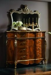 Faber klasika Kolekcijos | Baldų kolekcijos art 0224S Veidrodis
