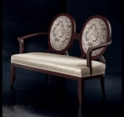 Faber klasika Kolekcijos | Baldų kolekcijos art 0319D Suoliukas