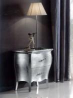 Faber klasika Kolekcijos | Baldų kolekcijos art 3017/A Spintelė