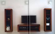 Faber klasika Kolekcijos | Baldų kolekcijos art 652/G TV baldas