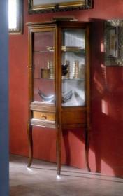 Faber klasika Kolekcijos | Baldų kolekcijos art 709 Vitrina