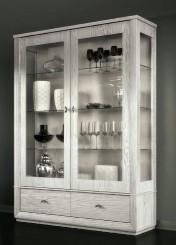Faber klasika Kolekcijos | Baldų kolekcijos art 4205 Vitrina