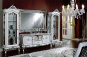 Faber klasika Kolekcijos | Baldų kolekcijos art 069 Vitrina