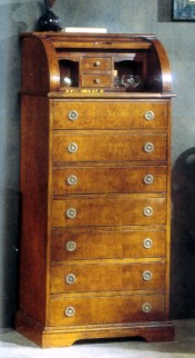 Faber klasika Kolekcijos | Baldų kolekcijos art H784 Sekreteras