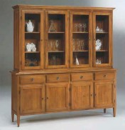 Faber klasika Kolekcijos | Baldų kolekcijos art BV100 Vitrina