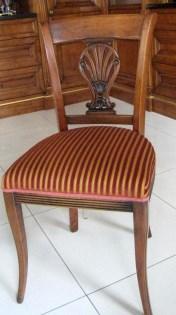Faber klasika Kolekcijos | Baldų kolekcijos art 202 Kėdė