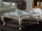 Klasikiniai baldai Žurnaliniai staliukai art H122 Žurnalinis staliukas