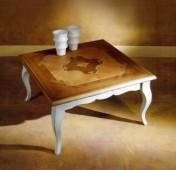 Klasikiniai baldai Žurnaliniai staliukai art H845 Žurnalinis stalelis