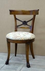 Klasikiniai interjerai Baldai | Atskiri baldai art Kėdė Melisa