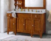 Klasikiniai interjerai Vonios baldai art 863/A Vonios spintelė (be kriauklės)