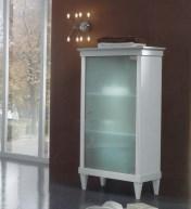 Klasikiniai interjerai Vonios baldai art MB101 Vitrina