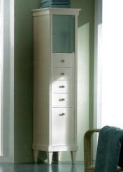 Klasikiniai interjerai Vonios baldai art MB102 Vitrina