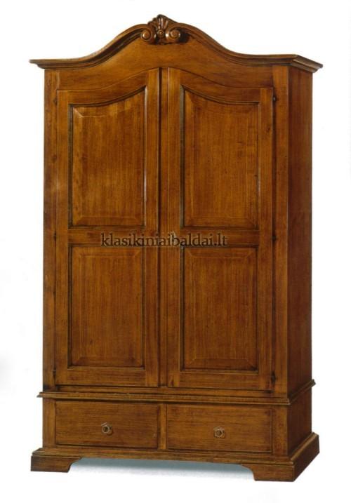 Klasikiniai svetaines baldai art 1206/MS Spinta