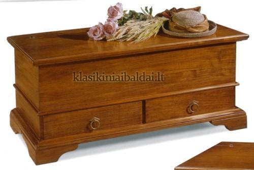 Klasikiniai svetaines baldai art 5007/A Skrynia