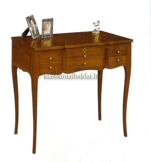 Klasikiniai svetaines baldai art 637 Tualetinis staliukas