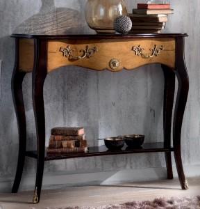 Klasikiniai svetaines baldai art H6127 Konsolė
