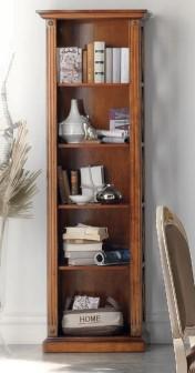 Klasikiniai svetaines baldai ETERNITY art H6115 Knygų lentyna