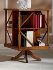 Klasikiniai svetaines baldai ETERNITY art H6181 Knygų lentyna