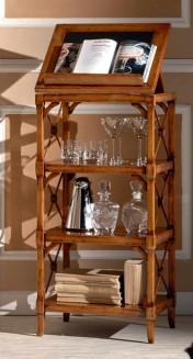 Klasikiniai svetaines baldai ETERNITY art H6184 Lentyna