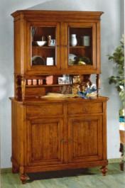 Klasikiniai svetaines baldai Il Mobile classico art 1506/A Vitrina