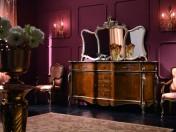 Klasikiniai svetaines baldai Indaujos art 0202F Indauja
