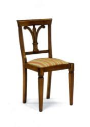 Klasikiniai svetaines baldai Infinity art 1117 Kėdė