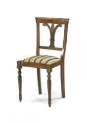 Klasikiniai svetaines baldai Infinity art 1118 Kėdė