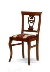 Klasikiniai svetaines baldai Infinity art 1133 Kėdė