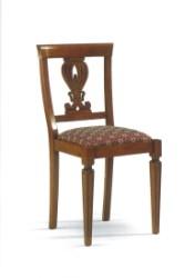 Klasikiniai svetaines baldai Infinity art 1134 Kėdė
