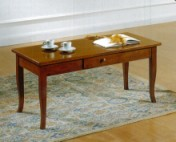 Klasikiniai svetaines baldai Infinity art 219 Žurnalinis staliukas