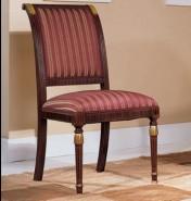 Klasikiniai svetaines baldai Infinity art 0129S Kėdė