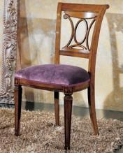 Klasikiniai svetaines baldai Infinity art 0166S Kėdė