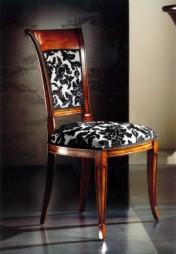 Klasikiniai svetaines baldai Infinity art 0167S Kėdė
