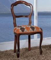Klasikiniai svetaines baldai Infinity art 0203S Kėdė