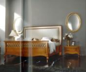 Klasikiniai svetaines baldai Infinity art H024 Lova