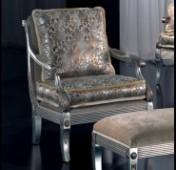 Klasikiniai svetaines baldai Klasikiniai baldai art 9150P Krėslas