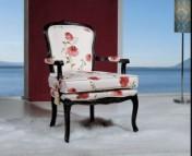 Klasikiniai svetaines baldai Klasikiniai baldai art 9265P Krėslas